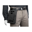 "Targus Tablet tok THZ711GLZ Field-Ready Universal 7-8"" Holster w/o belt (Portrait) - Black"