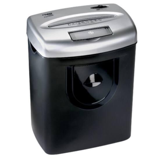 DAHLE Iratmegsemmisítő 22084 PaperSAFE®, CD/DVD/Kártya/Gémkapocs, 8 lap (80gr), P-3/T-3/E-2, 6 m/min, 25 liter