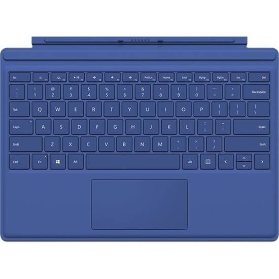 Microsoft Surface Pro 4 Type Cover /kék