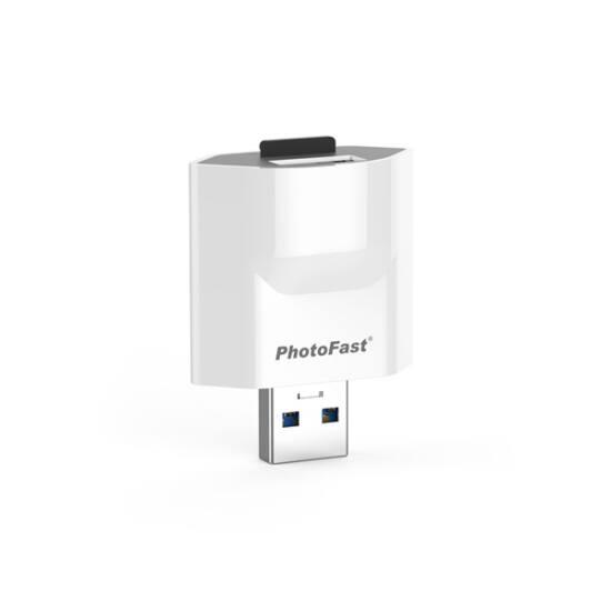PHOTOFAST Photocube EU backup megoldás iOS microSD bővíthető