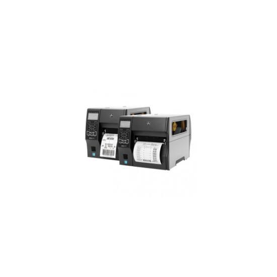ZEBRA Cimkenyomtató ZT420, Termál transzfer, 300 dpi, display, EPL, ZPL, ZPLII, USB, RS232, Ethernet, Bluetooth