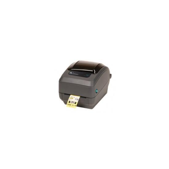 Zebra cimkenyomtató, GK420d rev2, (203 dpi), DT, EPL, ZPL, USB, print szerver (ethernet)
