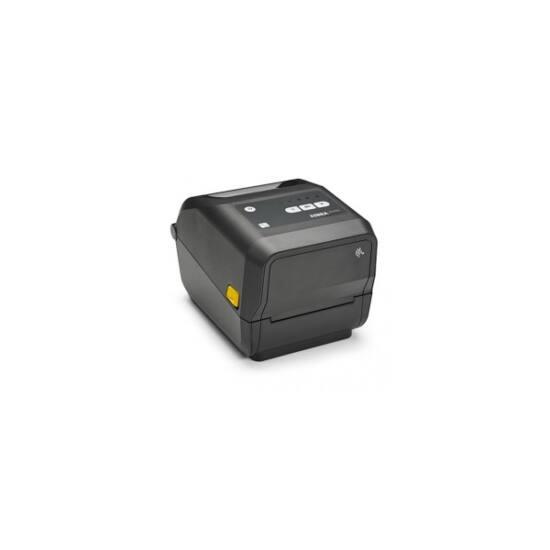 Zebra cimkenyomtató, ZD420, cartridge, (203 dpi), TT, MS, RTC, EPLII, ZPLII, USB, BT, Wi-Fi