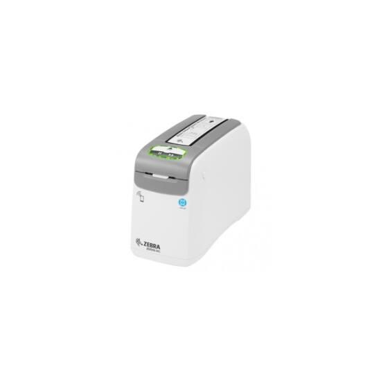 Zebra cimkenyomtató, ZD510, (300 dpi), DT, USB, BT, Ethernet, Wi-Fi, RTC, ZPLII